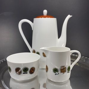 Royal Stafford Tea Set ~ Bone China